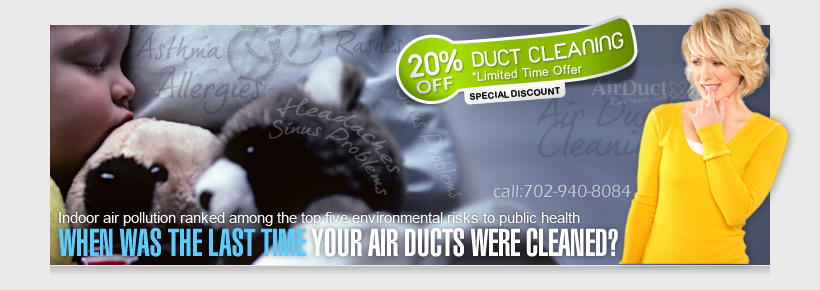 residential HVAC & duct cleaning